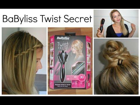 BaByliss Twist Secret - Produkttest I Haare I Frisuren I AnnaBirdie