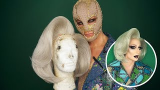 WIG TRANSFORMATION W/ MR VILLBERG - Blond Beauty w/ DETOX