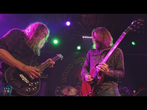The Steepwater Band (Full Show) Charlotte, NC - Amos' South End - 2019-11-08 - 4K