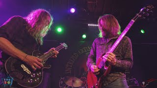Gambar cover The Steepwater Band (Full Show) Charlotte, NC - Amos' South End - 2019-11-08 - 4K