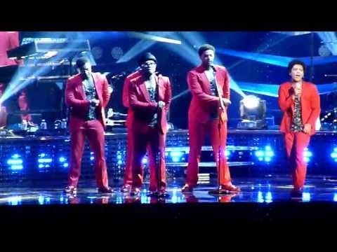 Bruno Mars - If I Knew/It Will Rain + Pick Up Lines HD
