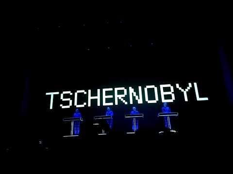 Kraftwerk - Geiger Counter / Radioactivity (Live in Saint Petersburg)