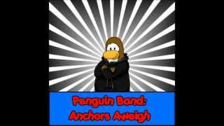 Club penguin - Penguin band - Anchors aweigh full song with lyirics