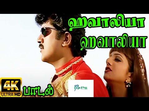 Hawaliya Hawaliya ||ஹவாலியா ஹவாலியா || Sarathkumar ,Nagma Love Duet H D Song