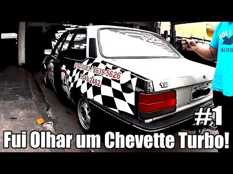 Em busca do meu Chevette, Olhando um Chevette turbo pra comprar #1