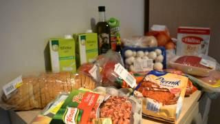 Стоимость продуктов питания в Польше или что можно купить на $30
