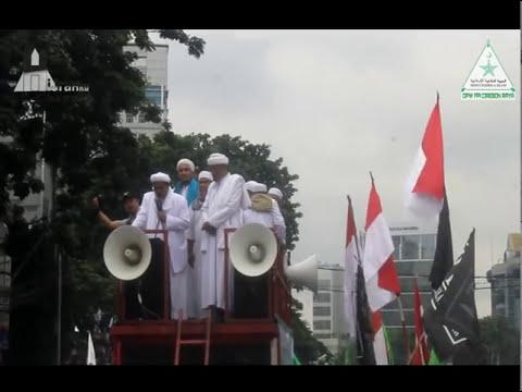 "Lagu Nasyid Baru Dalam Aksi Bela Islam ""si AHOK DURJANA"""