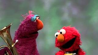 Sesame Street: Tuba and Drum -- Elmo and Telly Cooperate