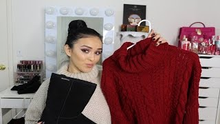 Mini Fashion haul.. Thumbnail