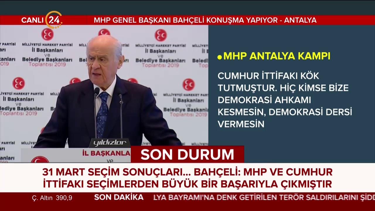 MHP Lideri Bahçeli'den Tunceli'ye Dersim diyen Fatih Maçoğlu'na sert tepki: Komünist şarlatan