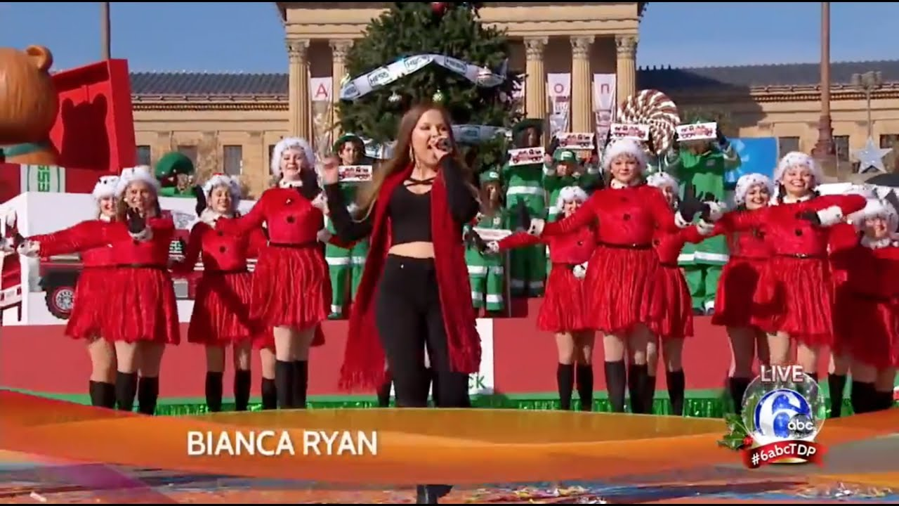 Bianca Ryan Why Couldn T It Be Christmas Everyday Live