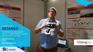 5G PPP 5Gtango EuCNC 2019 Project Demo