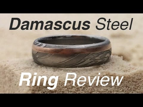 Steel Wedding Ring Review