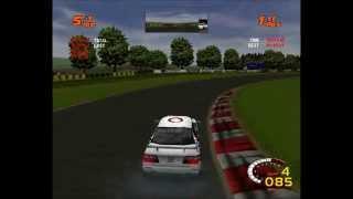TOCA 2 - Nissan Primera