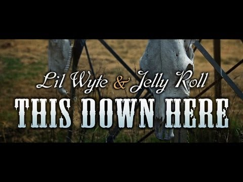 """Lil Wyte & Jelly Roll """"This Down Here"""" feat. Jesse Whitley [Prod. by t]"""