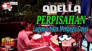 Download lagu PERPISAHAN - ADELLA live alun alun sidoarjo
