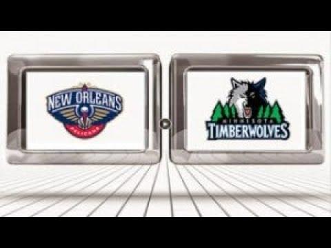 New Orleans Pelicans Vs. Minnesota Timberwolves. NBA 2K17. Summer League Championship.