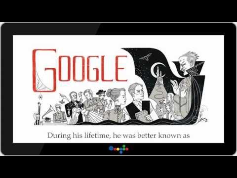 Bram Stokers books - DoodleShow