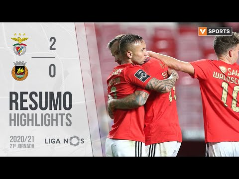Benfica Rio Ave Goals And Highlights