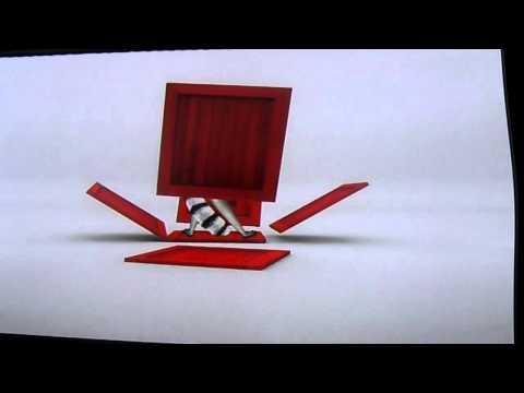 Nickelodeon Scandinavia - Continuity 27.5.12