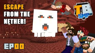 Escape from the Nether! | Truly Bedrock Season 2 [00] | Minecraft Bedrock Edition SMP
