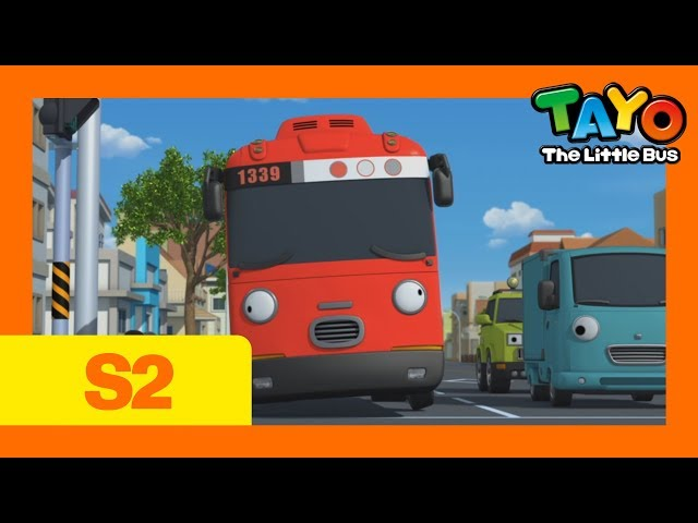 Tayo Ganis present l Be careful of Jerry the rascal! l Episode 20 l Tayo the Little Bus