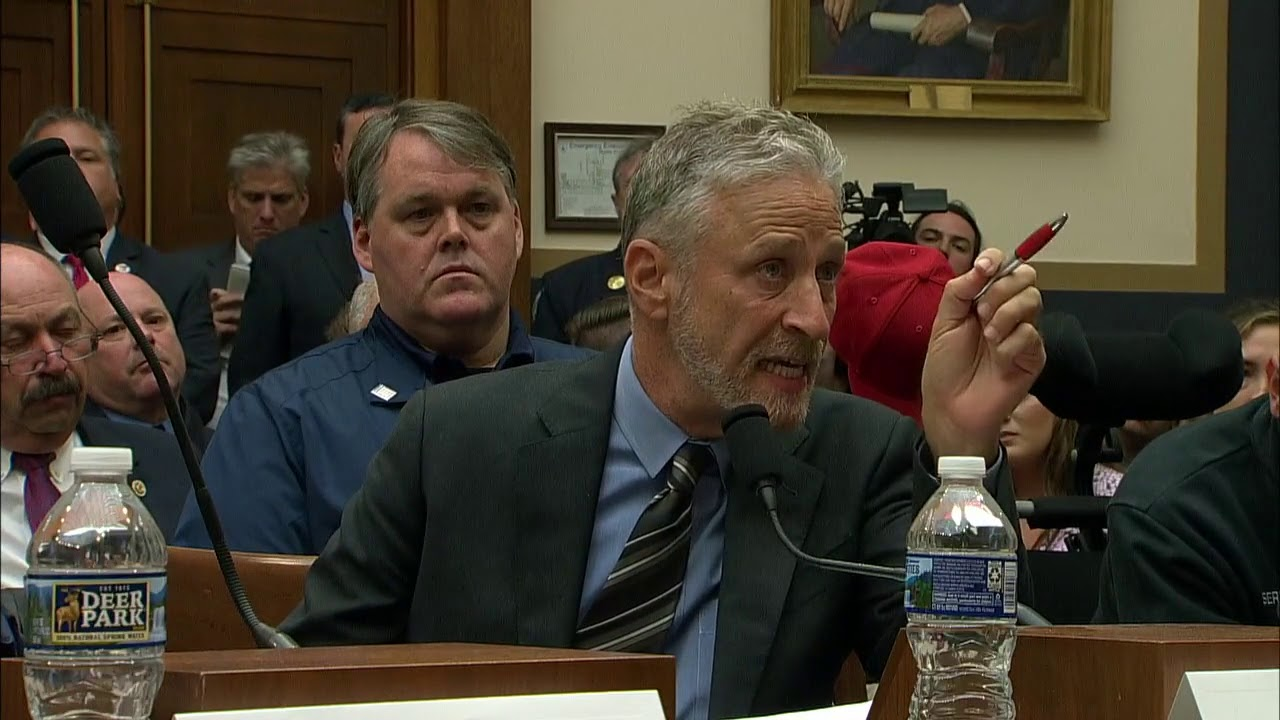 JON STEWART Goes OFF On Congress thumbnail