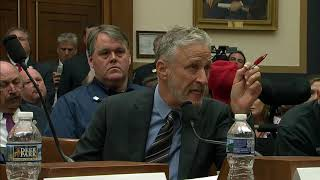 JON STEWART Goes OFF On Congress