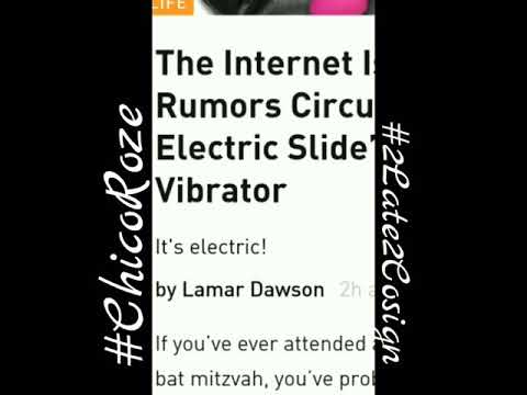 The Electric Slide meaning