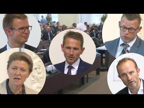 Folketinget debatterer finansloven for 2018 - Velfærd eller skattelettelser? (hele mødet)