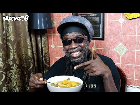 Wha Me Eat Wednesdays Rasta Ital Vegan Soup Recipe  'Ital Sip'  12/7/2017