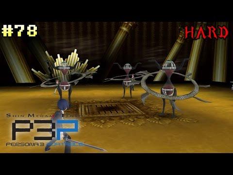 Klepsydry Śmierci | Persona 3 Portable [HARD] #78