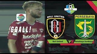 Download Video Goal Melvin Platje - Bali United (2) vs (5) Persebaya Surabaya | Go-Jek Liga 1 Bersama Bukalapak MP3 3GP MP4