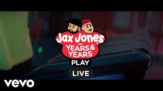 Смотреть клип Jax Jones, Years & Years - Play