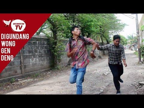 DIGUNDANG  WONG GENDENG (FILM KOMEDI JOWO) KECAMATAN TV