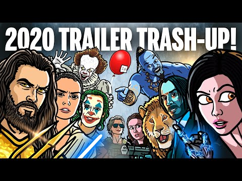 2020 Trailer Trash-Up! - TOON SANDWICH