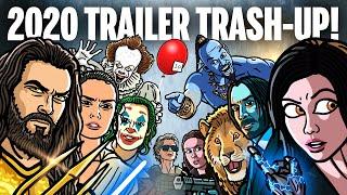 2020 Trailer Trash-Up! - TOON SANDWICH