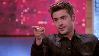 Zac Efron Reveals All in Interview with Dave Skylark