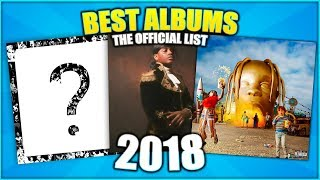 Best Rap Albums of 2018