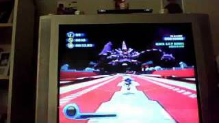 sonic colors super sonic game play + final boss