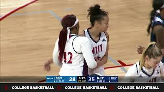 NJIT Highlights vs. Saint Peter's | 11.19.17