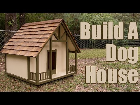 Thumbnail: How To Build A Dog House