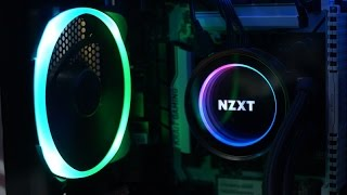 nzxt vr ready gaming pc build and giveaway s340 elite kraken x62 i7 6700k gtx 1080