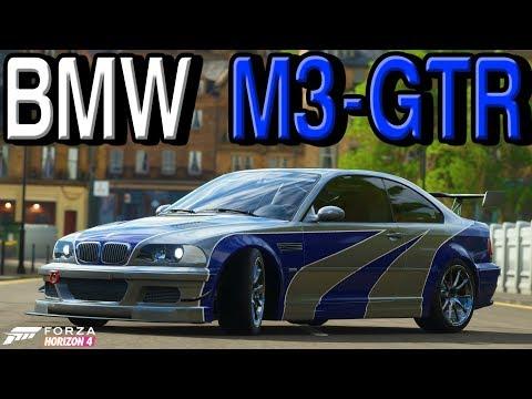 Forza Horizon 4 | 2002 BMW M3-GTR Gameplay thumbnail
