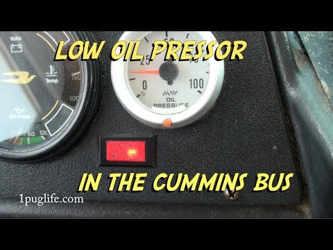 problems with the cummins bus