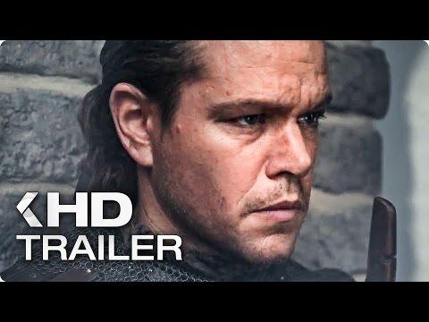 THE GREAT WALL Trailer 2 German Deutsch (2017)