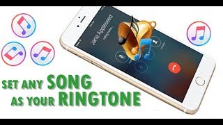 An iphone ringtone without itunes ...
