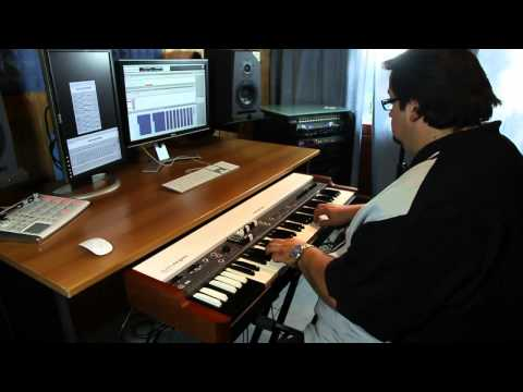 Joey De Francesco plays Numa Organ