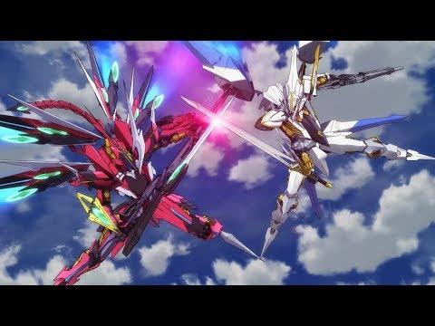 Cross Ange: Ange & Salako (El Ragna) AMV