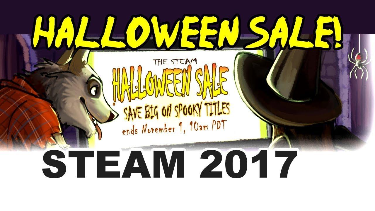 STEAM HALLOWEEN SALE 2017! Deals, Dates, Games & Full Details ...